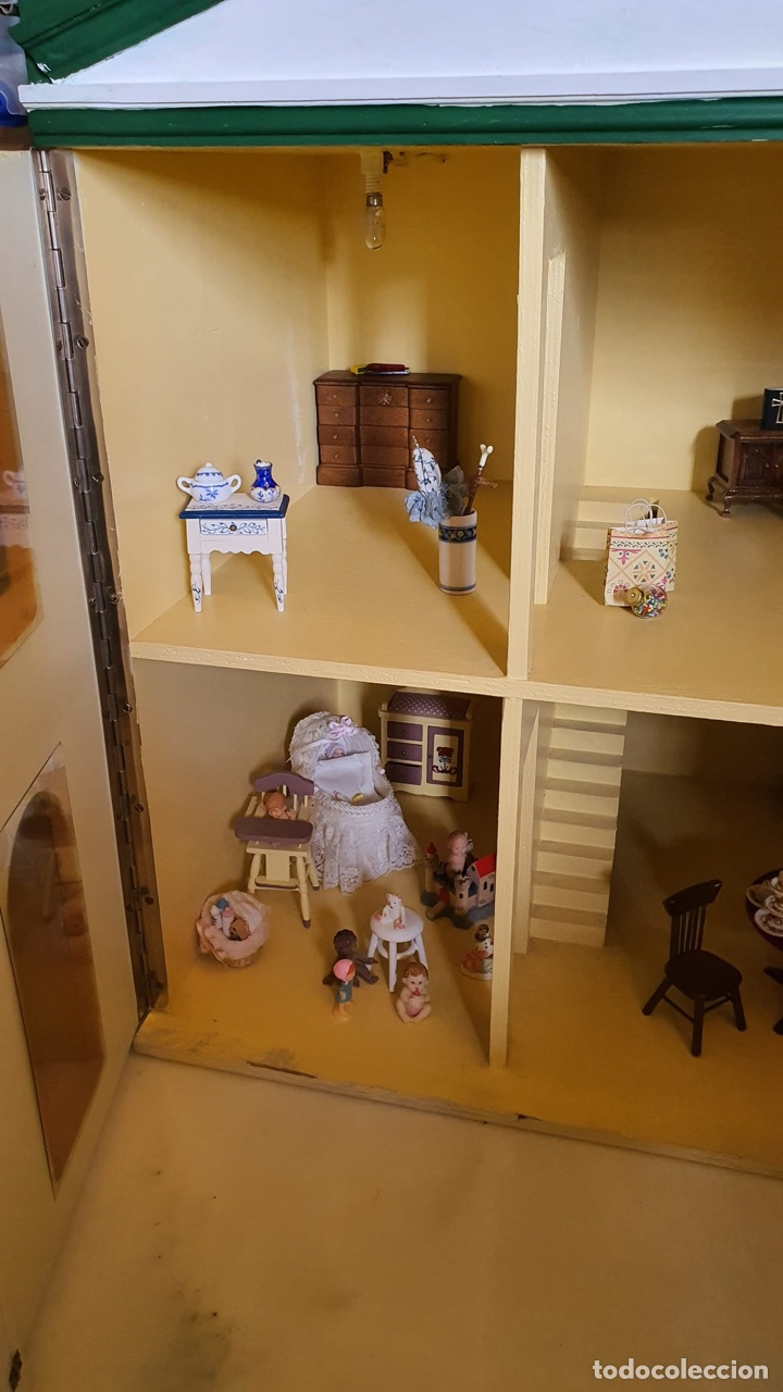Casas de Muñecas: Magnifica casa de muñecas con complementos - Foto 15 - 183281505
