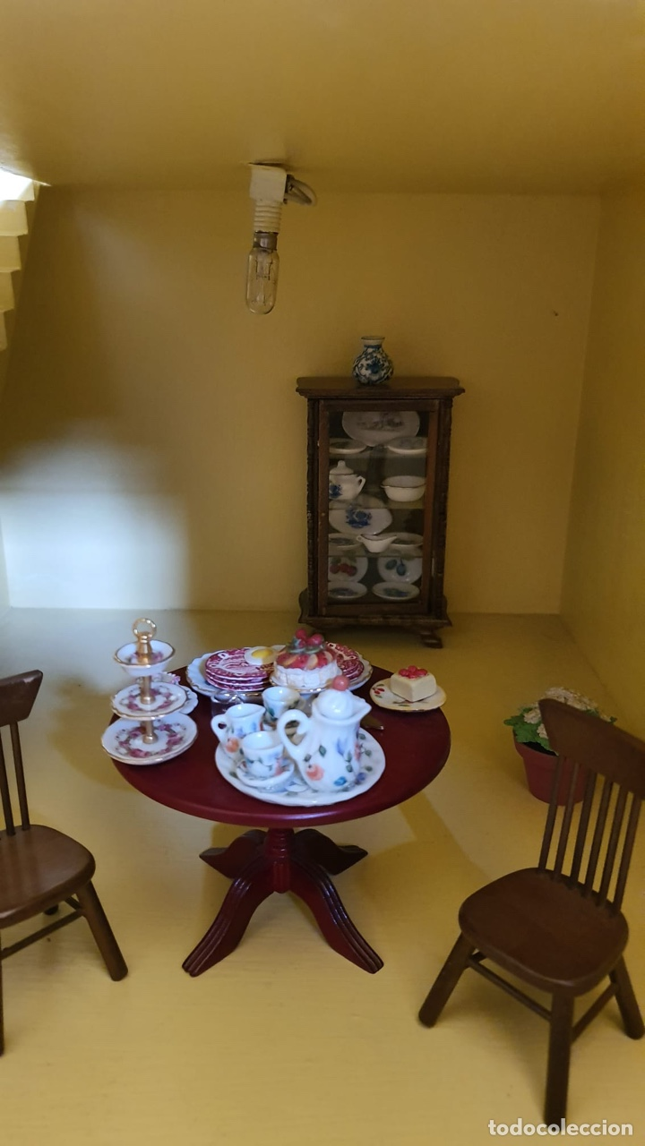 Casas de Muñecas: Magnifica casa de muñecas con complementos - Foto 16 - 183281505
