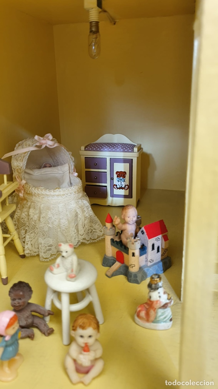 Casas de Muñecas: Magnifica casa de muñecas con complementos - Foto 18 - 183281505