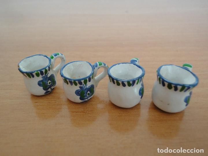 Casas de Muñecas: Miniaturas para casa de muñecas. Cerámica de Talavera + Regalo - Foto 6 - 184800897