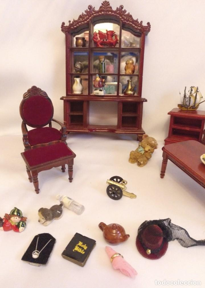 Casas de Muñecas: Muebles y complementos miniatura para casa de muñecas,escala 1:12 Lote 17 - Foto 2 - 186264103