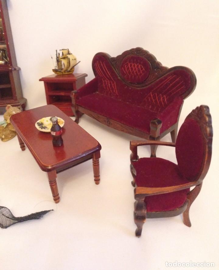 Casas de Muñecas: Muebles y complementos miniatura para casa de muñecas,escala 1:12 Lote 17 - Foto 3 - 186264103