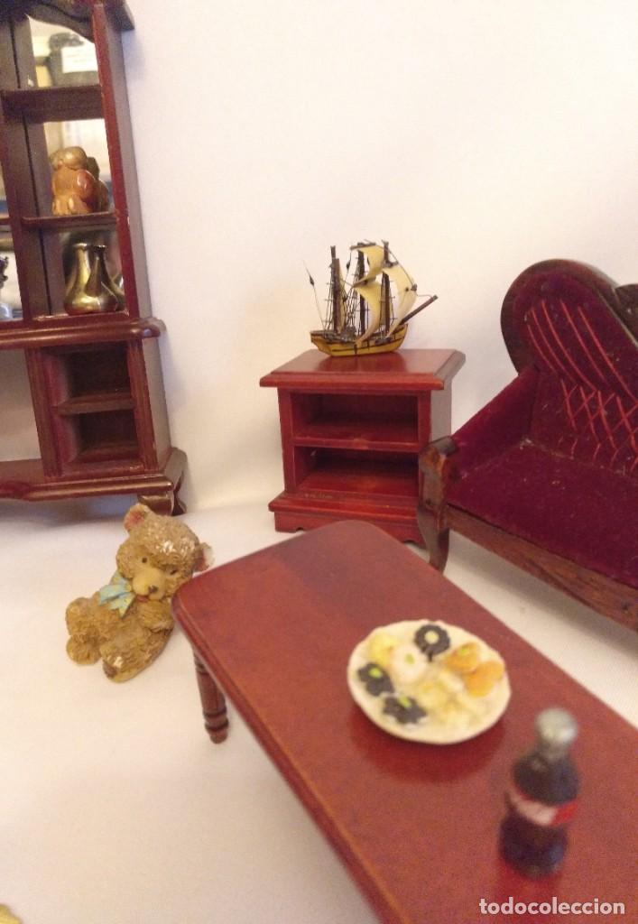 Casas de Muñecas: Muebles y complementos miniatura para casa de muñecas,escala 1:12 Lote 17 - Foto 5 - 186264103