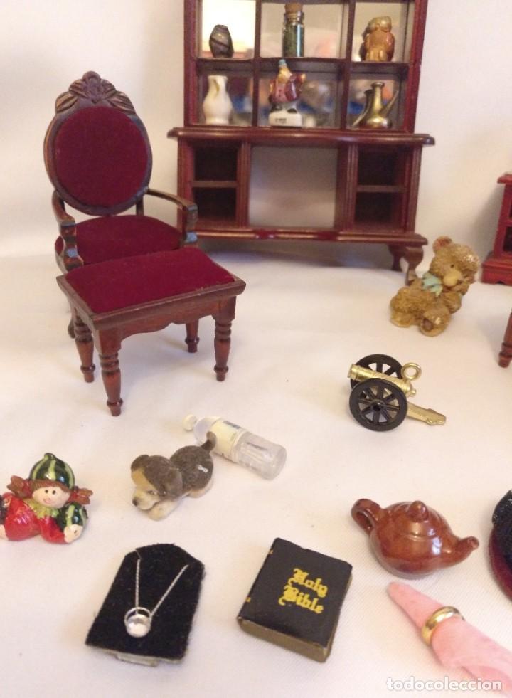 Casas de Muñecas: Muebles y complementos miniatura para casa de muñecas,escala 1:12 Lote 17 - Foto 8 - 186264103