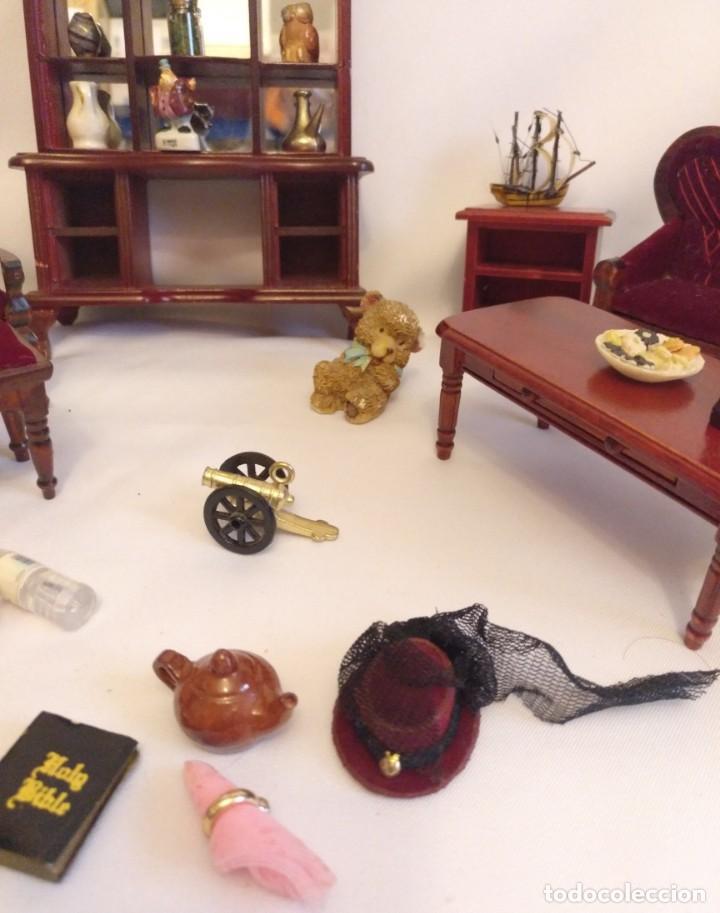 Casas de Muñecas: Muebles y complementos miniatura para casa de muñecas,escala 1:12 Lote 17 - Foto 10 - 186264103
