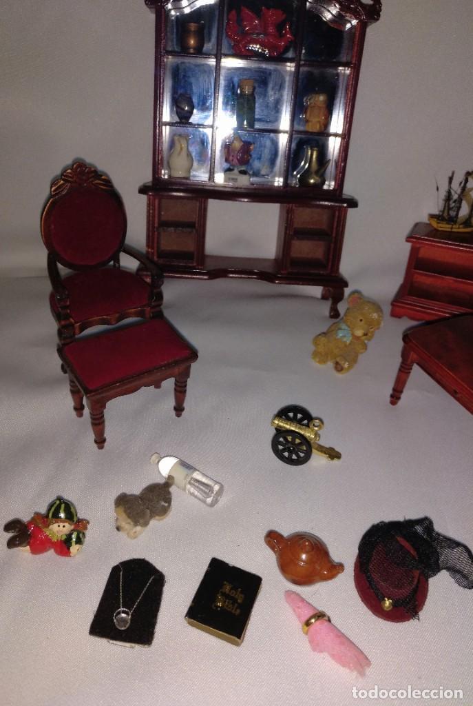 Casas de Muñecas: Muebles y complementos miniatura para casa de muñecas,escala 1:12 Lote 17 - Foto 12 - 186264103