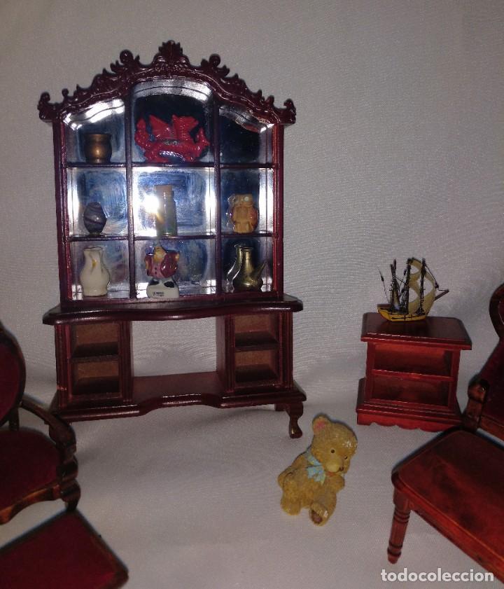 Casas de Muñecas: Muebles y complementos miniatura para casa de muñecas,escala 1:12 Lote 17 - Foto 13 - 186264103