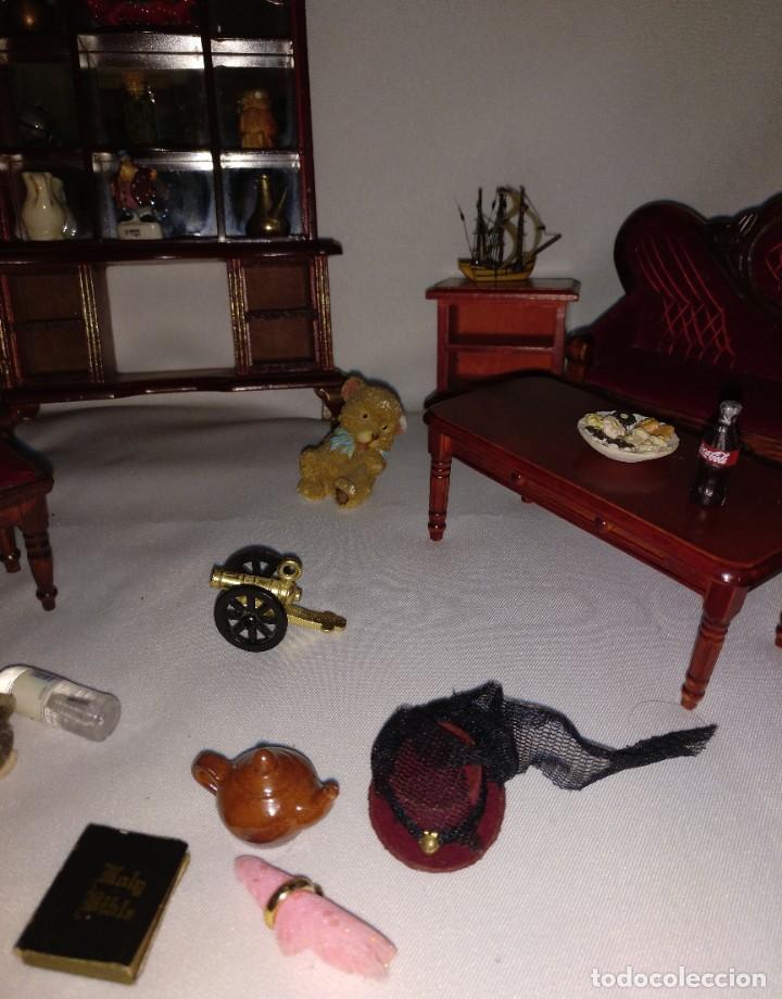 Casas de Muñecas: Muebles y complementos miniatura para casa de muñecas,escala 1:12 Lote 17 - Foto 14 - 186264103