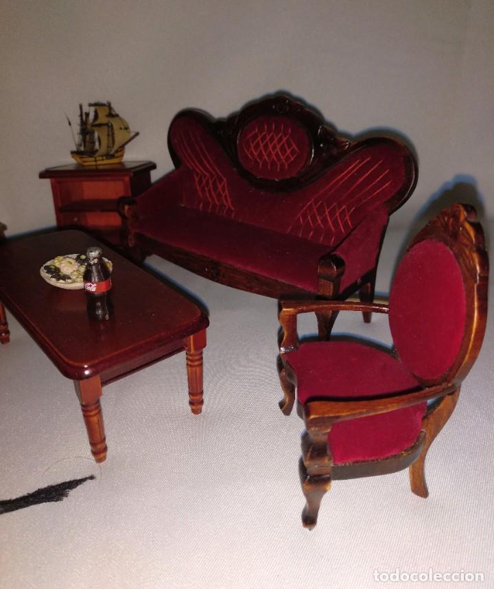 Casas de Muñecas: Muebles y complementos miniatura para casa de muñecas,escala 1:12 Lote 17 - Foto 15 - 186264103