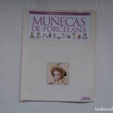 Casas de Muñecas: REVISTA DE MUÑECAS ANTIGUAS DE PORCELANA. Lote 191437165