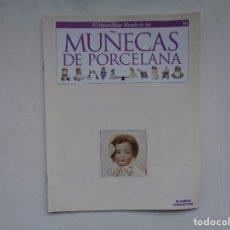 Casas de Muñecas: REVISTA DE MUÑECAS ANTIGUAS DE PORCELANA. Lote 191437491