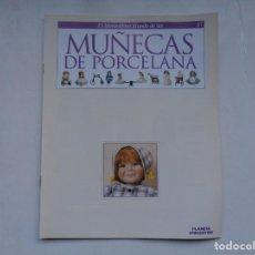 Casas de Muñecas: REVISTA DE MUÑECAS ANTIGUAS DE PORCELANA. Lote 191437767