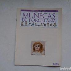 Casas de Muñecas: REVISTA DE MUÑECAS ANTIGUAS DE PORCELANA. Lote 191438012