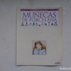 Casas de Muñecas: REVISTA DE MUÑECAS ANTIGUAS DE PORCELANA. Lote 191438216