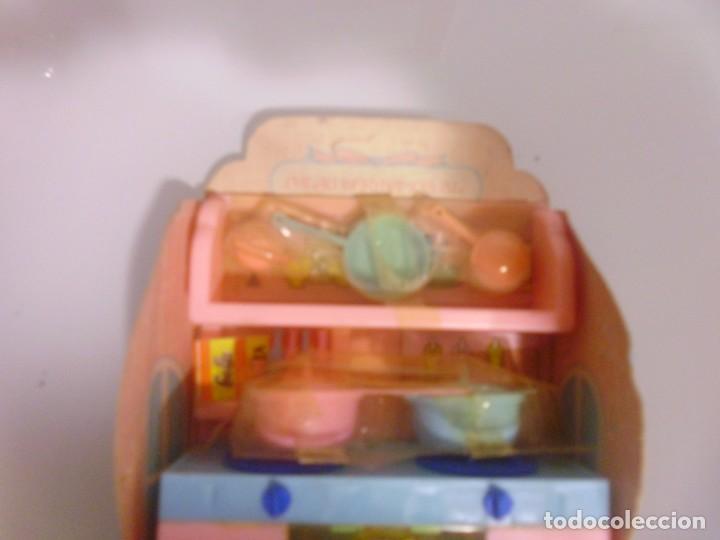 Casas de Muñecas: Cocina de juguete - Foto 2 - 194354060