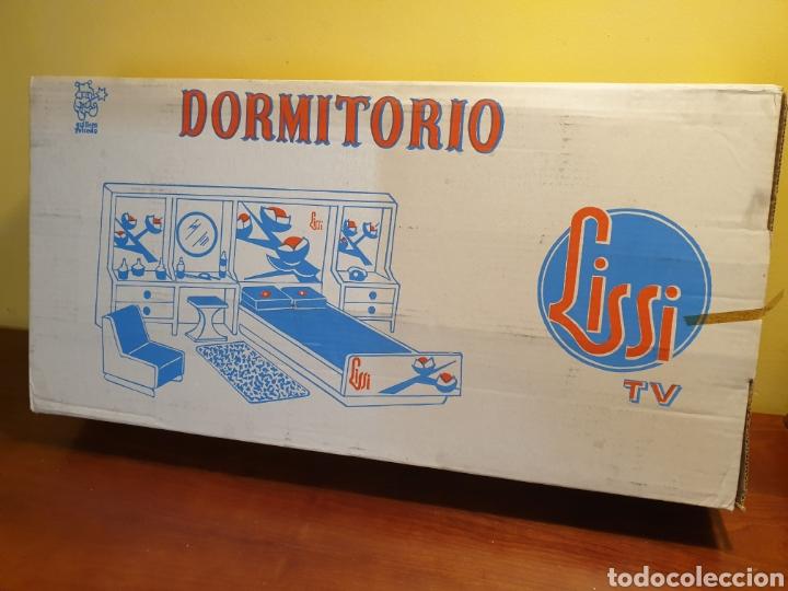 Casas de Muñecas: DORMITORIO LISSI. GUILLEM Y VICEDO. A ESTRENAR, DE JUGUETERÍA. AÑOS 70 - Foto 3 - 195190811