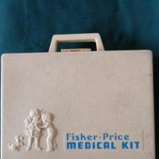 Casas de Muñecas: MALETIN FISHER-PRICE MEDICAL KIT. Lote 195196978