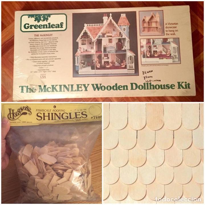 Casas de Muñecas: Casa de muñecas McKinley (marca Greenleaf) NUEVA - Foto 2 - 195295701