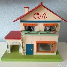 Casas de Muñecas: SENDRA DENIA, CASA DE MADERA CELI. AÑOS 50. Lote 195878882