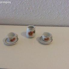 Casas de Muñecas: JUEGO CAFE. Lote 198540320