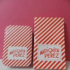 Casas de Muñecas: CAJAS DE MUÑECA MARIQUITA PEREZ.. Lote 210827240