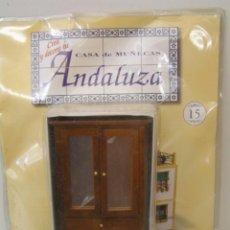 Maisons de Poupées: CASA DE MUÑECAS ANDALUZA NUM: 15 - ACCESORIOS Y FASCICULO DE ALTAYA NUEVO POR ESTRENAR –. Lote 220087231