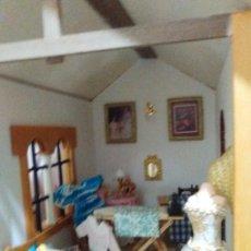 Casas de Bonecas: CASA DE MUÑECAS ANDALUZA DE ALTAYA MONTADA. Lote 220707151
