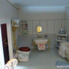 Casas de Bonecas: CASA DE MUÑECAS DOLLHOUSE MONTADA. Lote 220707198