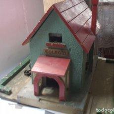 Casas de Muñecas: COLEGIO ESCUELA DE MONJAS DE DENIA FIGURAS TERRACOTA MUY DIFICIL. Lote 220953423