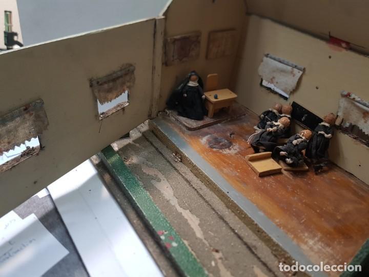 Casas de Muñecas: Colegio Escuela de Monjas de Denia figuras Terracota muy dificil - Foto 8 - 220953423