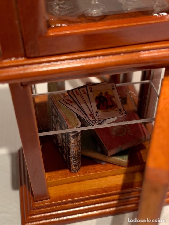 Casas de Muñecas: Mueble bar miniatura de Reutter. Germany. - Foto 2 - 222285845