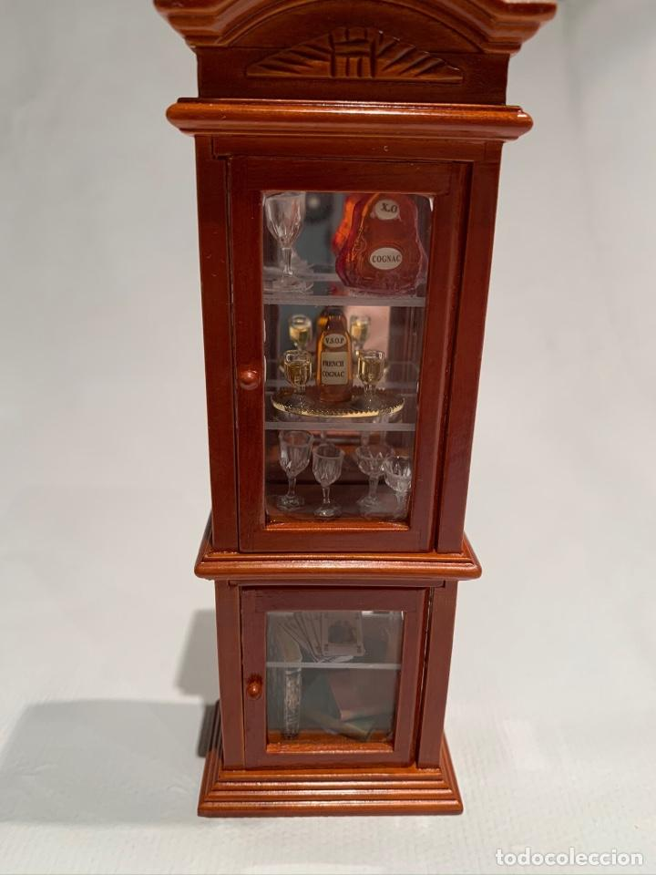 Casas de Muñecas: Mueble bar miniatura de Reutter. Germany. - Foto 11 - 222285845