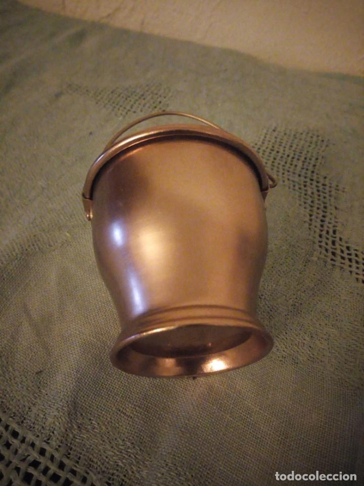 Casas de Muñecas: Bonito cubo de cobre para casita de muñecas. - Foto 4 - 222286988