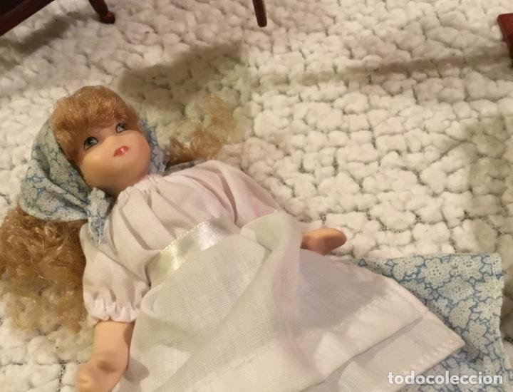 Casas de Muñecas: Lote muñecas de porcelana y complementos - Foto 13 - 222516238