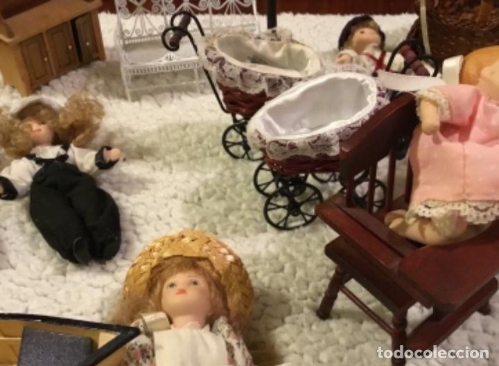 Casas de Muñecas: Lote muñecas de porcelana y complementos - Foto 14 - 222516238