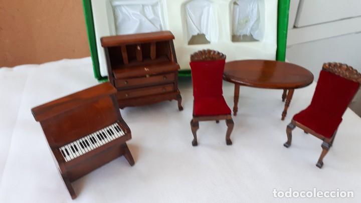 Casas de Muñecas: CONJUNTO DE MUEBLES CASAS DE MUÑECAS - Foto 2 - 222652425