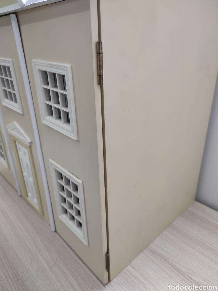 Casas de Muñecas: Casa de muñecas estilo victoriano con mobiliario y muñequitos - Foto 9 - 223619272
