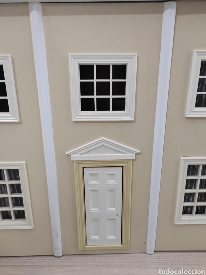 Casas de Muñecas: Casa de muñecas estilo victoriano con mobiliario y muñequitos - Foto 11 - 223619272