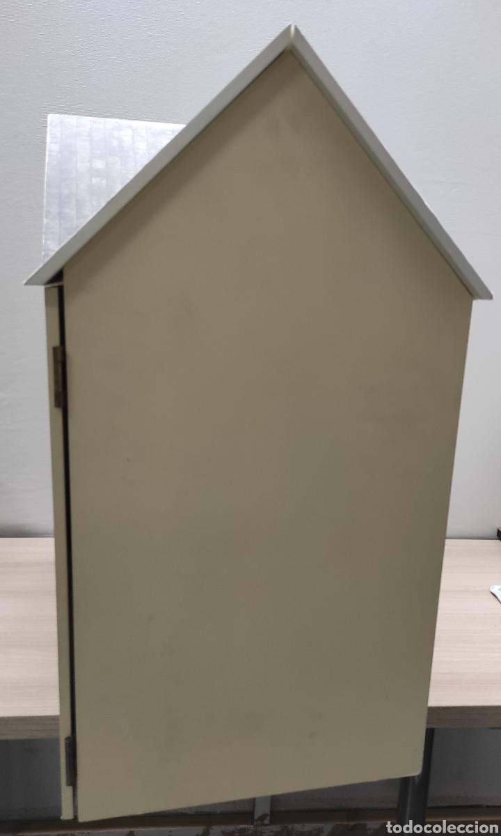 Casas de Muñecas: Casa de muñecas estilo victoriano con mobiliario y muñequitos - Foto 17 - 223619272
