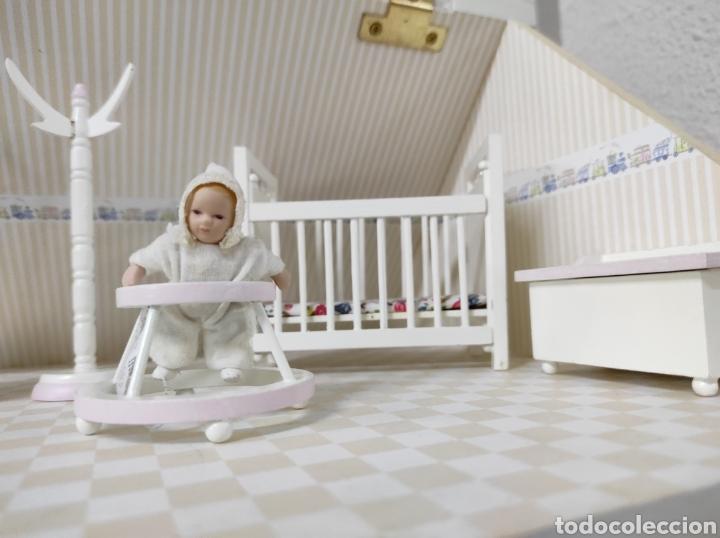 Casas de Muñecas: Casa de muñecas estilo victoriano con mobiliario y muñequitos - Foto 26 - 223619272