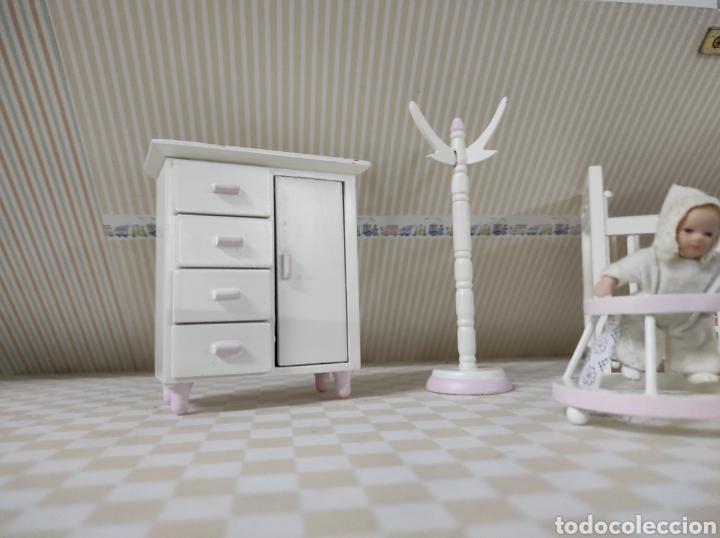 Casas de Muñecas: Casa de muñecas estilo victoriano con mobiliario y muñequitos - Foto 27 - 223619272
