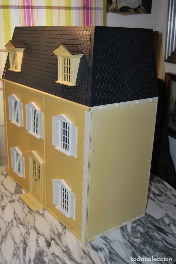 Casas de Muñecas: PRECIOSA CASA DE MUÑECAS - CON COMPLEMETOS - Foto 2 - 237636525