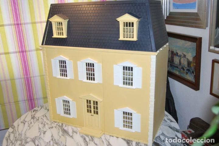 Casas de Muñecas: PRECIOSA CASA DE MUÑECAS - CON COMPLEMETOS - Foto 4 - 237636525