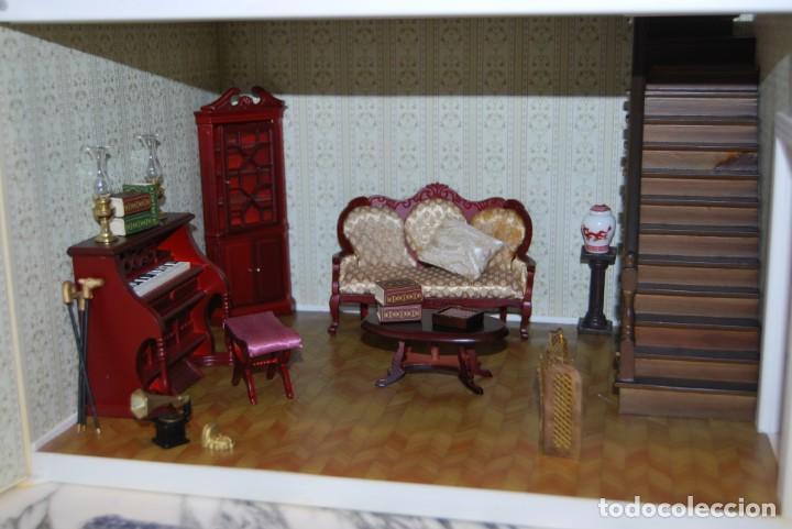 Casas de Muñecas: PRECIOSA CASA DE MUÑECAS - CON COMPLEMETOS - Foto 8 - 237636525