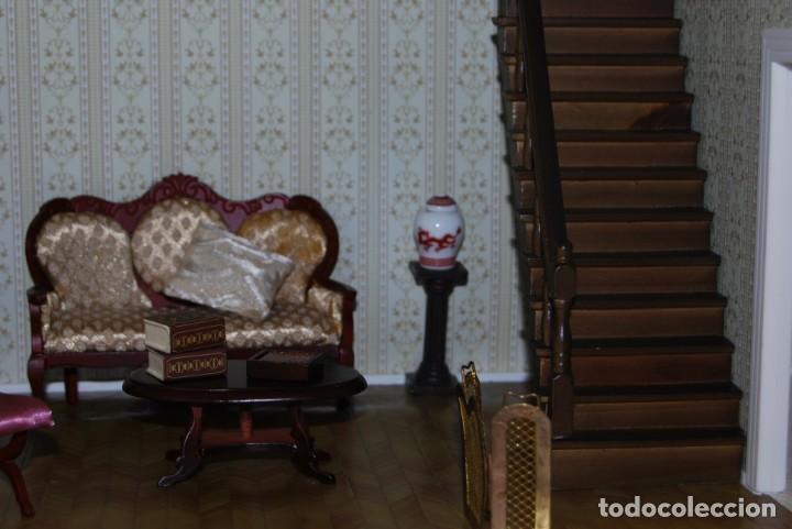 Casas de Muñecas: PRECIOSA CASA DE MUÑECAS - CON COMPLEMETOS - Foto 11 - 237636525