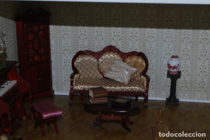 Casas de Muñecas: PRECIOSA CASA DE MUÑECAS - CON COMPLEMETOS - Foto 12 - 237636525