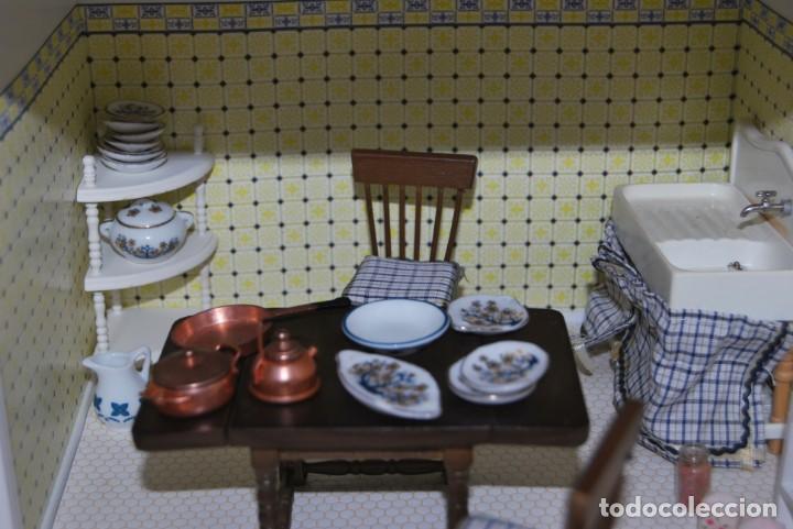 Casas de Muñecas: PRECIOSA CASA DE MUÑECAS - CON COMPLEMETOS - Foto 15 - 237636525