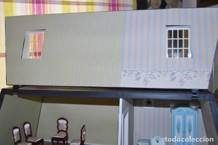 Casas de Muñecas: PRECIOSA CASA DE MUÑECAS - CON COMPLEMETOS - Foto 40 - 237636525