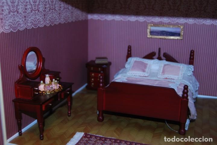Casas de Muñecas: PRECIOSA CASA DE MUÑECAS - CON COMPLEMETOS - Foto 44 - 237636525