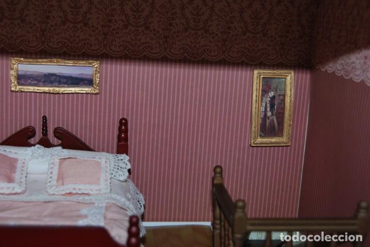 Casas de Muñecas: PRECIOSA CASA DE MUÑECAS - CON COMPLEMETOS - Foto 48 - 237636525